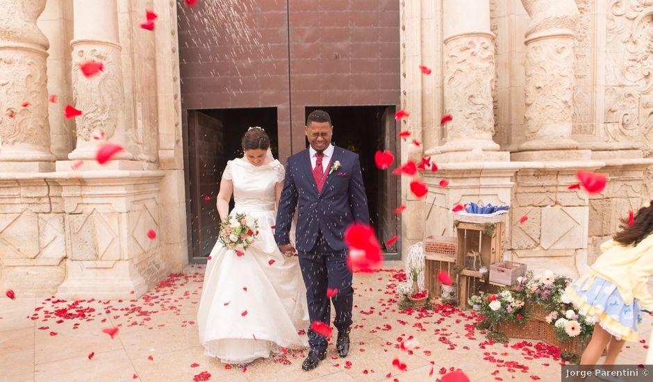 La boda de Elvis y Lorena en Alacant/alicante, Alicante