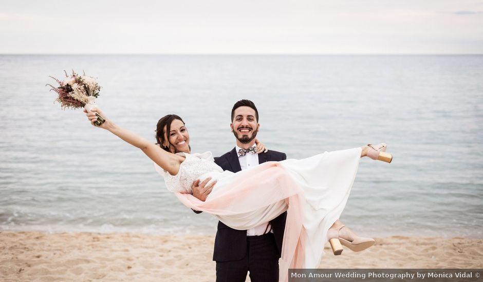 La boda de Ruben y Desirée en Arenys De Mar, Barcelona