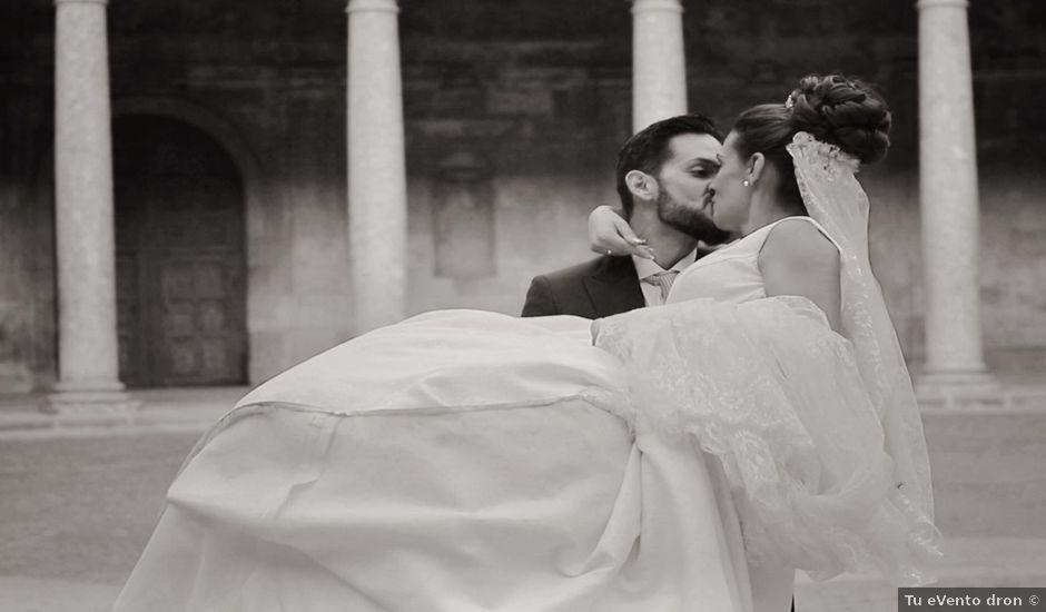 La boda de Fº Javier y Sara en Granada, Granada