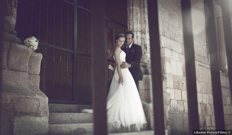 La boda de Samuel y Adriana en Segovia, Segovia
