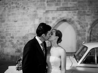 La boda de Eva y Raúl
