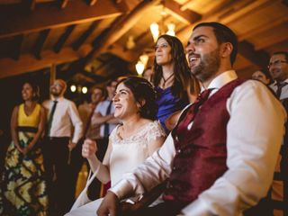 La boda de Alicia y Ruben