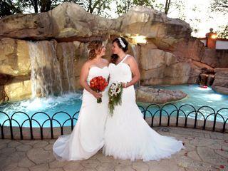 La boda de María y Manoli