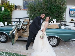 La boda de Noelia y Ruben