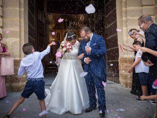 La boda de Angelita y Francisco 1