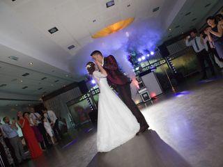 La boda de Celia y Santi 1