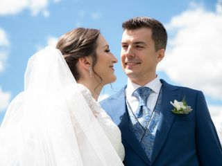 La boda de Nerea y Rodrigo