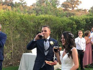 La boda de Nuria  y Daniel  1