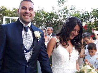 La boda de Nuria  y Daniel  2