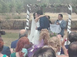 La boda de Raquel  y Javi 1