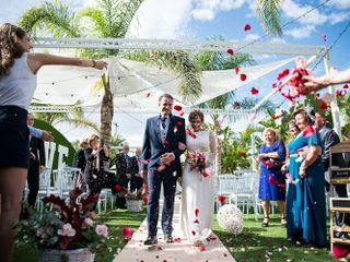La boda de Maria Jose y Hector