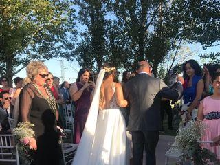 La boda de Jesica  y Ramón  1