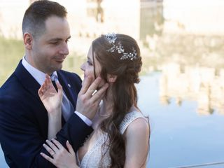 La boda de Sara y Juli 1