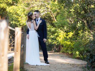 La boda de Sara y Juli