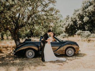 La boda de Angelica y Mateo