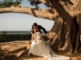 La boda de Sara y Miguel