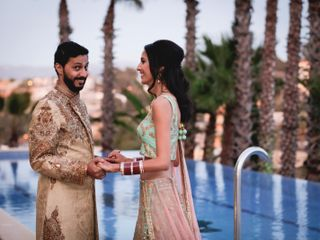 La boda de Raveen y Anmol