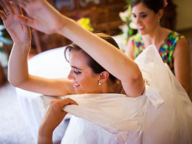 La boda de Raúl y Eva en Beniparrell, Valencia 9