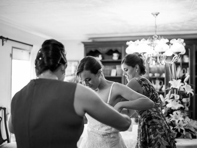 La boda de Raúl y Eva en Beniparrell, Valencia 10