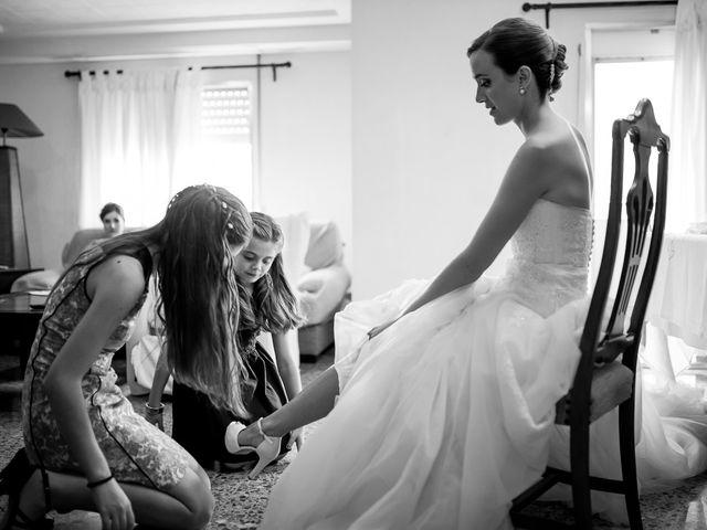 La boda de Raúl y Eva en Beniparrell, Valencia 13