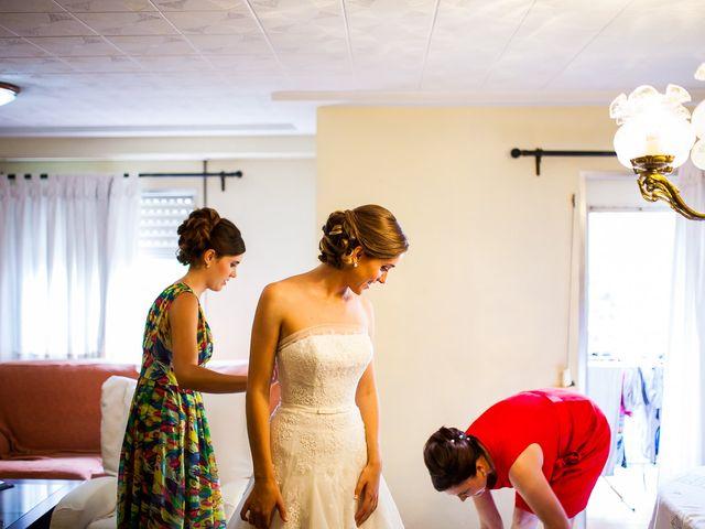 La boda de Raúl y Eva en Beniparrell, Valencia 14