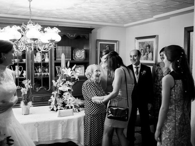 La boda de Raúl y Eva en Beniparrell, Valencia 15