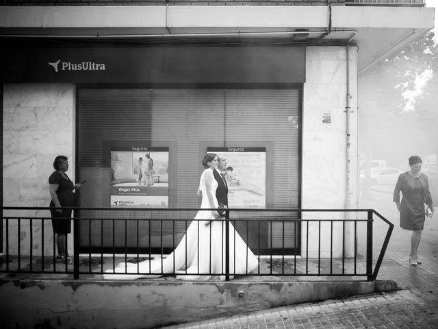 La boda de Raúl y Eva en Beniparrell, Valencia 1