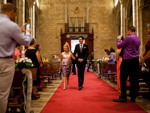 La boda de Raúl y Eva en Beniparrell, Valencia 17