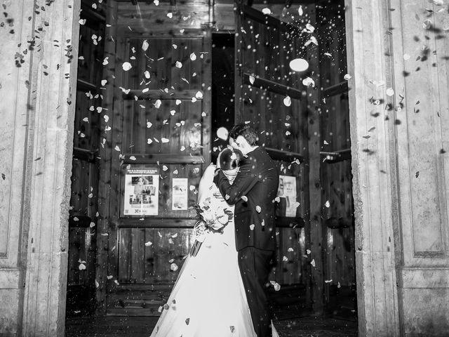 La boda de Raúl y Eva en Beniparrell, Valencia 26