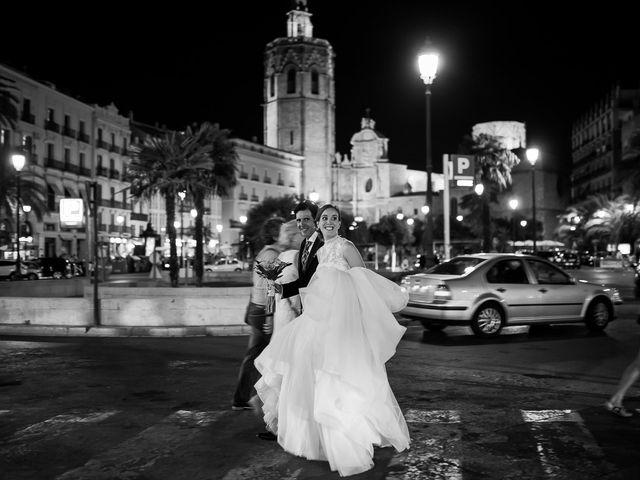 La boda de Raúl y Eva en Beniparrell, Valencia 28