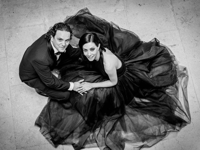 La boda de Ana Sofía y Javier