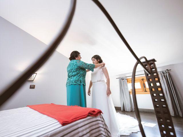 La boda de Ruben y Alicia en Tarancon, Cuenca 11