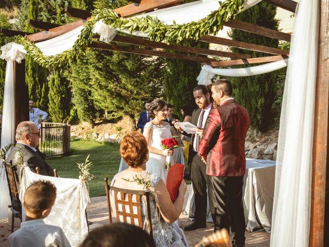La boda de Ruben y Alicia en Tarancon, Cuenca 22