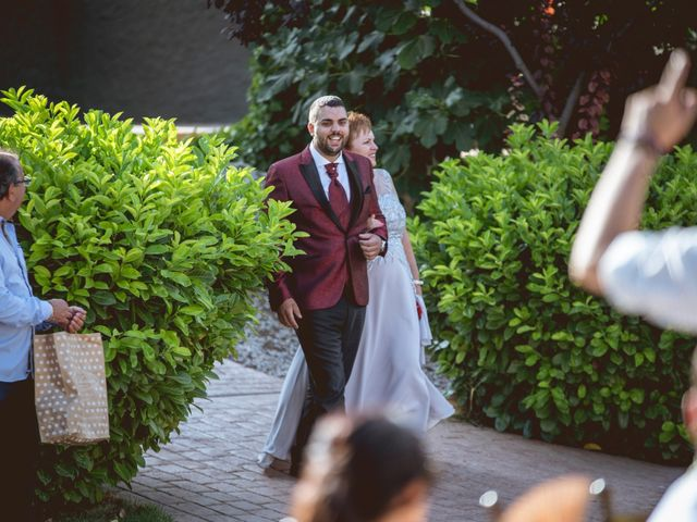 La boda de Ruben y Alicia en Tarancon, Cuenca 25