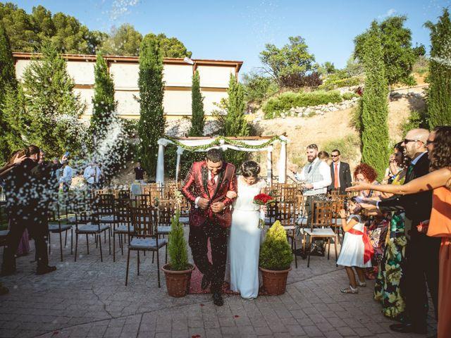 La boda de Ruben y Alicia en Tarancon, Cuenca 26