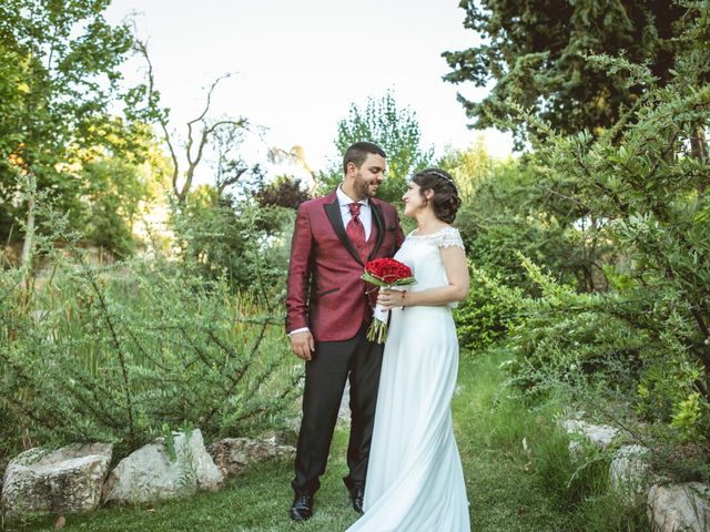 La boda de Ruben y Alicia en Tarancon, Cuenca 27