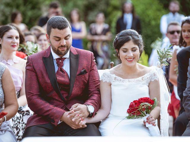 La boda de Ruben y Alicia en Tarancon, Cuenca 28