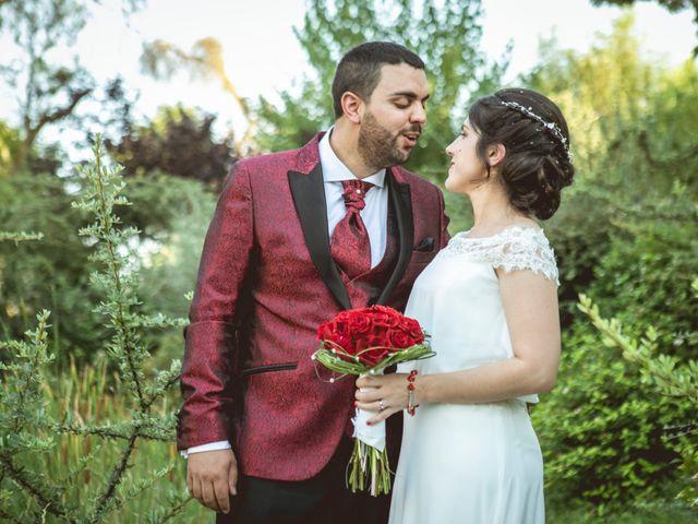 La boda de Ruben y Alicia en Tarancon, Cuenca 29