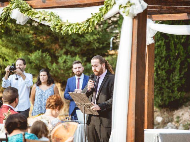 La boda de Ruben y Alicia en Tarancon, Cuenca 30