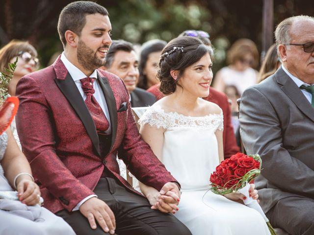 La boda de Ruben y Alicia en Tarancon, Cuenca 31