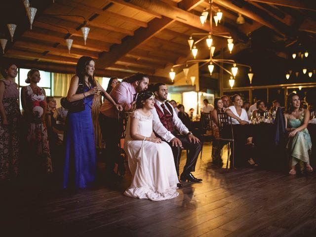 La boda de Ruben y Alicia en Tarancon, Cuenca 37