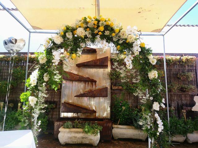 La boda de David  y Amparo  en Valdepeñas, Ciudad Real 8
