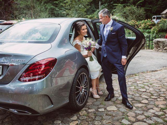 La boda de Ivan y Jenny en Infiesto, Asturias 12