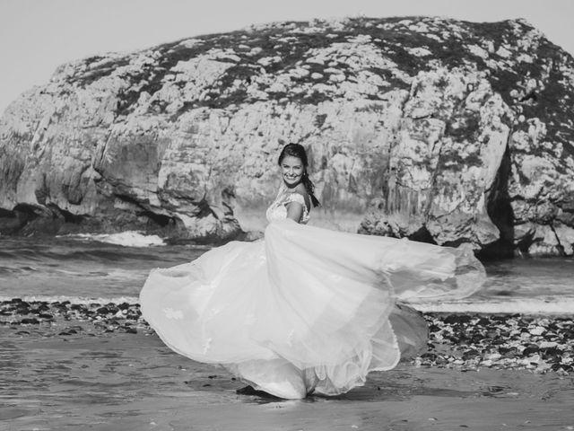La boda de Ivan y Jenny en Infiesto, Asturias 30