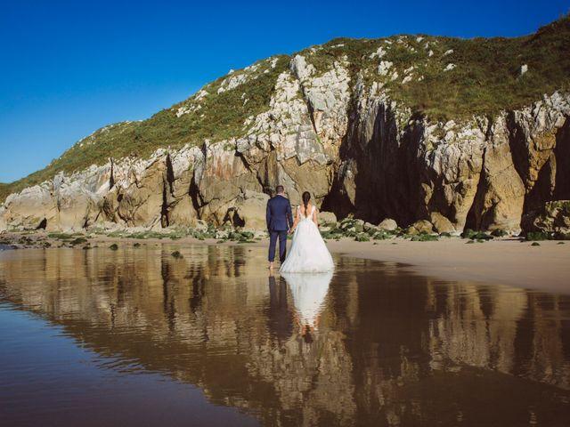 La boda de Ivan y Jenny en Infiesto, Asturias 33