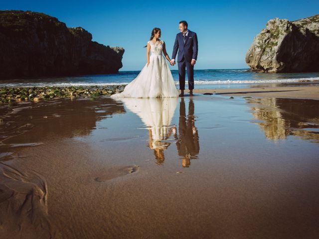 La boda de Ivan y Jenny en Infiesto, Asturias 34
