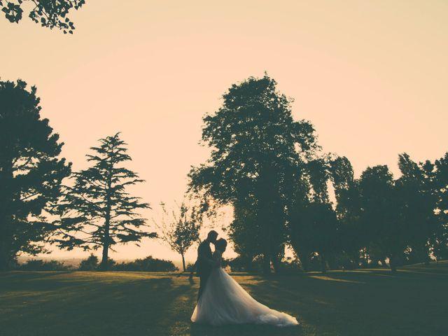 La boda de Amador y Bárbara