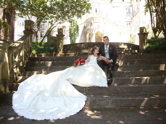 La boda de Lino y Vanesa en Fornelos De Montes, Pontevedra 6