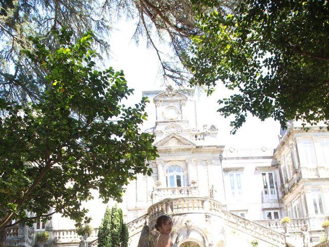 La boda de Lino y Vanesa en Fornelos De Montes, Pontevedra 7