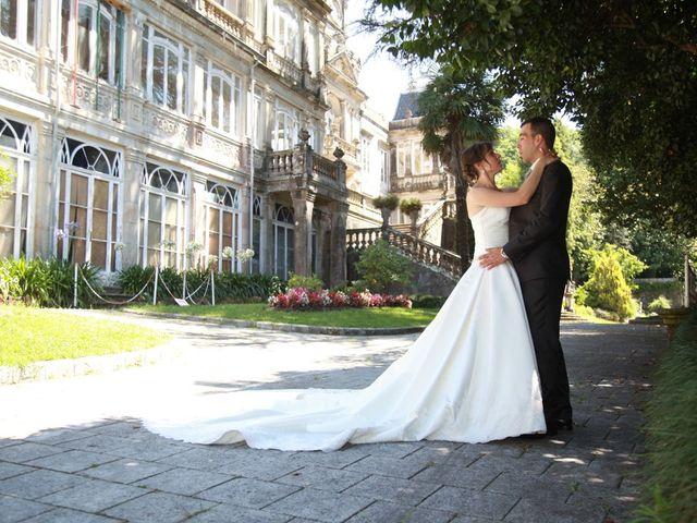 La boda de Lino y Vanesa en Fornelos De Montes, Pontevedra 9